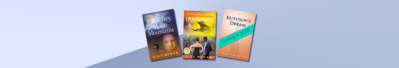 Ur Legend Fantasy Book Series by Author Ajax Minor