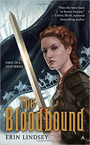 "Read the book ""The Bloodbound,"" by Erin Lindsey"