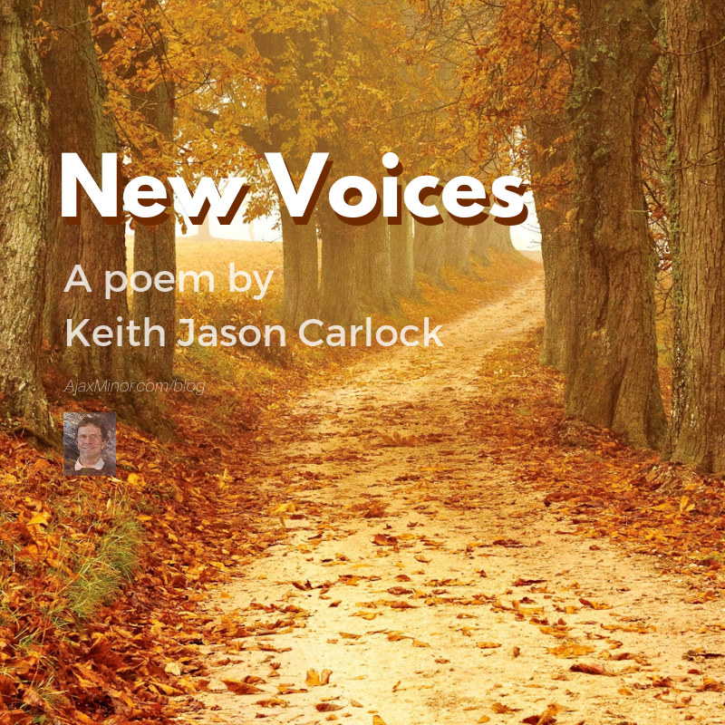 A poem by Keith Jason Carlock